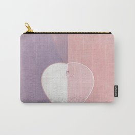 The Dove, No. 02 by Hilma af Klint Carry-All Pouch