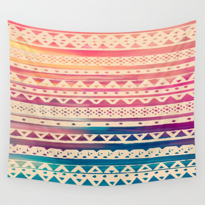 SURF TRIBAL II Wall Tapestry