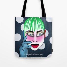 lee bowery Tote Bag