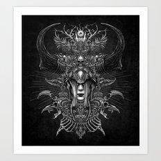 Winya No. 80 Art Print