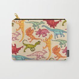 DINOS PATTERN Carry-All Pouch
