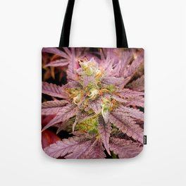 Passionately Purple Tote Bag
