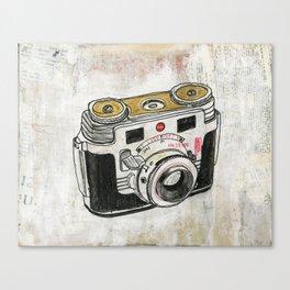 Kodak Signet 35 Canvas Print