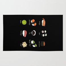 Sushi Days two Rug