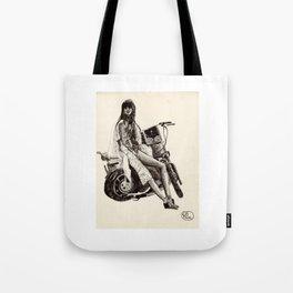 A Cheetah's Freedom Tote Bag