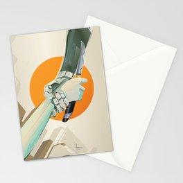 SERVITUDE Stationery Cards