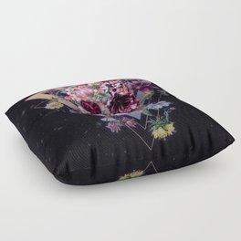 New Skull Floor Pillow