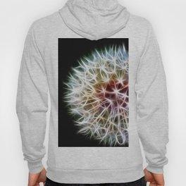 Fractal dandelion Hoody