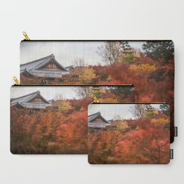 Kyoto in the Fall 2014 II Carry-All Pouch