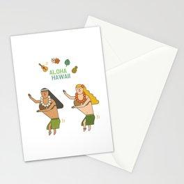 ALOHAWAII Stationery Cards