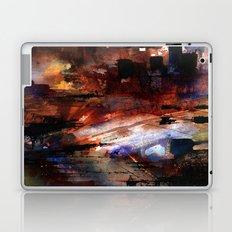 war and ruins Laptop & iPad Skin