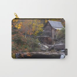 Glade Creek Grist Mill in Autumn II Carry-All Pouch