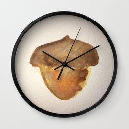 Acorn Wall Clock
