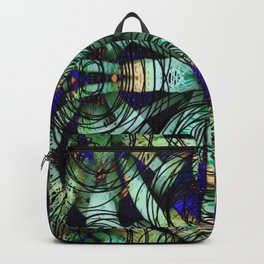Bleak | Afrosana & Blossom Mandala Backpack