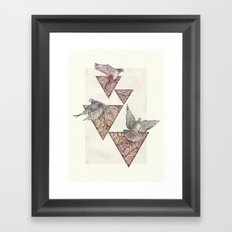 Nature Perfection Framed Art Print