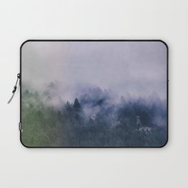 Forest Cump At Autumn Laptop Sleeve