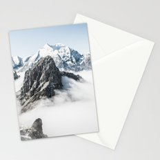 With My Head Above The Clouds Stationery Cards