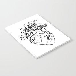 Elastic Heart Notebook