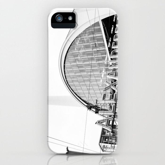 Berlin Alexandraplatz iPhone Case