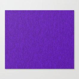 Violet Fibre Canvas Print