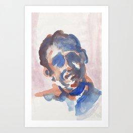 Cassady Art Print
