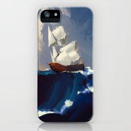 Ship iPhone Case