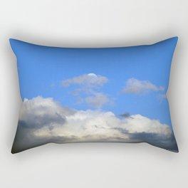 Behind the Cloud Rectangular Pillow