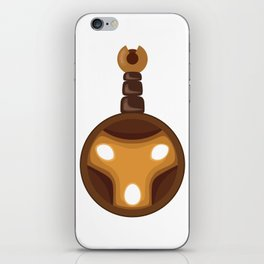 Bard by Devin Buzzarello iPhone Skin