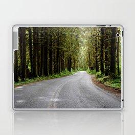 Rainforest Road Laptop & iPad Skin