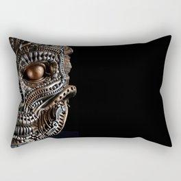 Biomechanical monster Rectangular Pillow