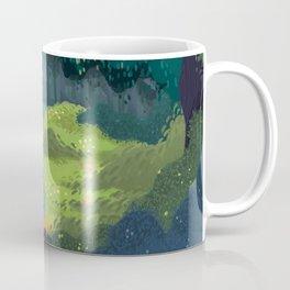 river bear Coffee Mug