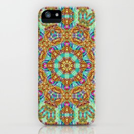 mandala fun 3182 iPhone Case