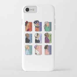 She Series - Real Women Collage Version 2 iPhone Case