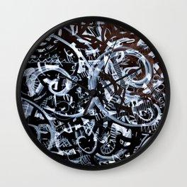 Powerhouse Wall Clock