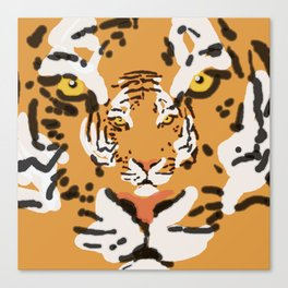 2Tigers Canvas Print