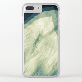 Abstract background 17 Clear iPhone Case