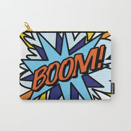 Comic Book Pop Art BOOM Carry-All Pouch