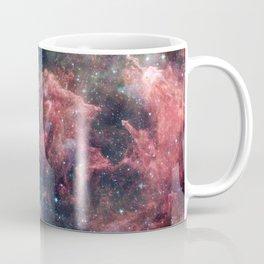 Nebula and Stars Coffee Mug