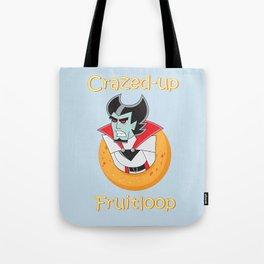 Crazed-up Fruitloop (Ghost) Tote Bag