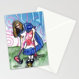 Alice II Stationery Cards