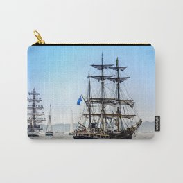 Majestic sailing view, Boston MA Carry-All Pouch