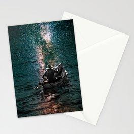 Fishing Stars Stationery Cards