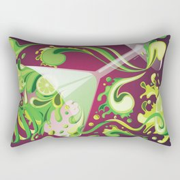 Toxic Flirtation - Mixology Series Rectangular Pillow