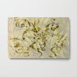 Kelpies Metal Print
