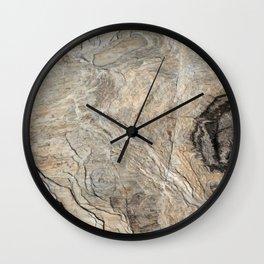 Nature's Stone Pattern II (Norway) Wall Clock