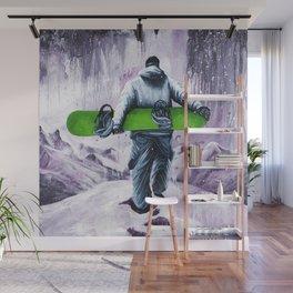 Velvet Moments Wall Mural