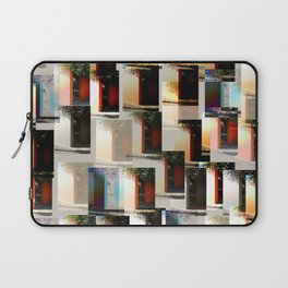 Puzzle entrance Laptop Sleeve
