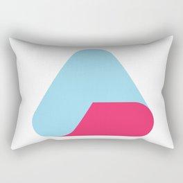 Atomic Rectangular Pillow