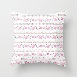 Babylon-stripe Throw Pillow