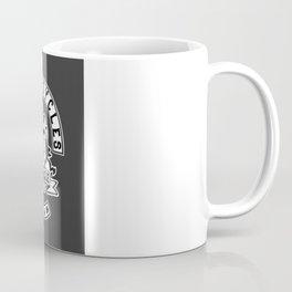 Misfit Psycles Bicycle Club Coffee Mug